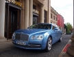 4 Bentley Continental New Flying Spur