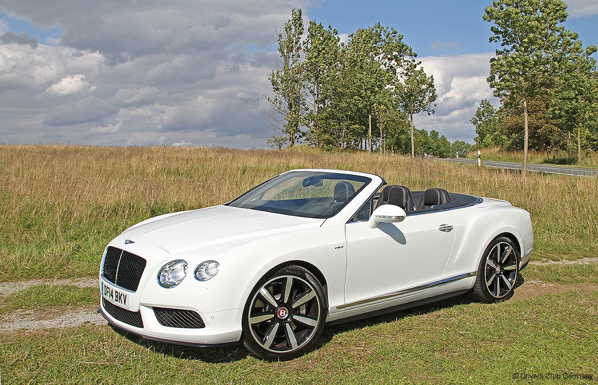 luxus cabrio bentley continental gt v8 s convertible. Black Bedroom Furniture Sets. Home Design Ideas