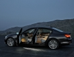 BMW 7er LED-Ambientebeleuchtung Welcome Light Carpet