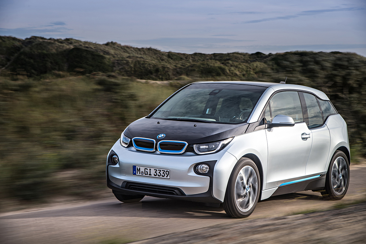 unter strom bmw i3 im ersten fahrbericht drivers club germany. Black Bedroom Furniture Sets. Home Design Ideas