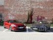 1 Jaguar F-Type R AWD vs. Nissan GT-R Premium Edition