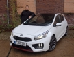 1 Kia cee'd GT Drivers Club Germany Christian Sauer