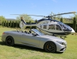 Mercedes-Benz S 63 Cabriolet Airbus Helicopter A145 Mercedes-Benz Style (1)