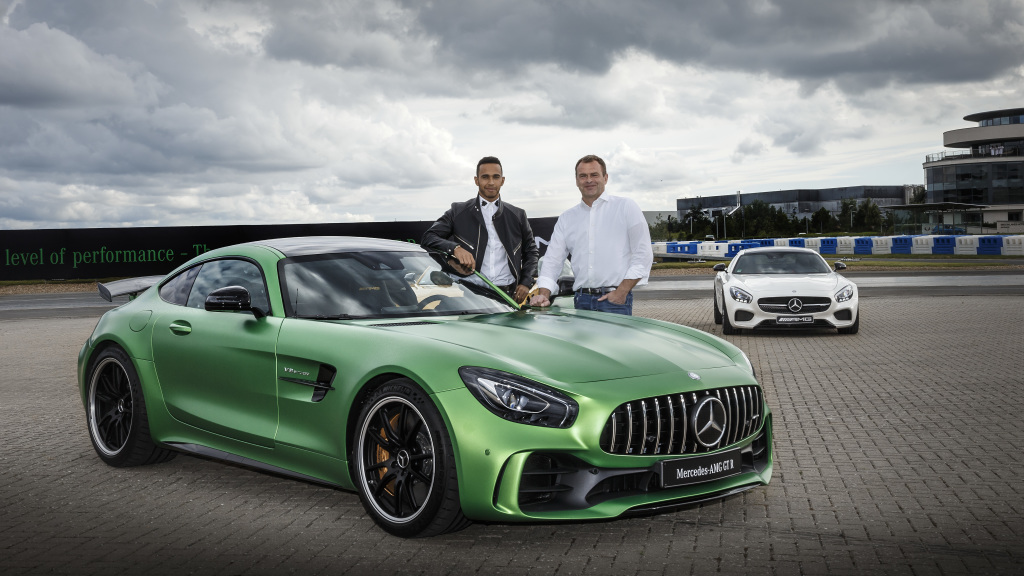 Beast Of The Green Hell Mercedes Amg Gt R Drivers Club Germany
