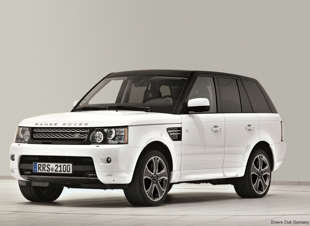range rover sport luis trenker fashion edition drivers club germany. Black Bedroom Furniture Sets. Home Design Ideas