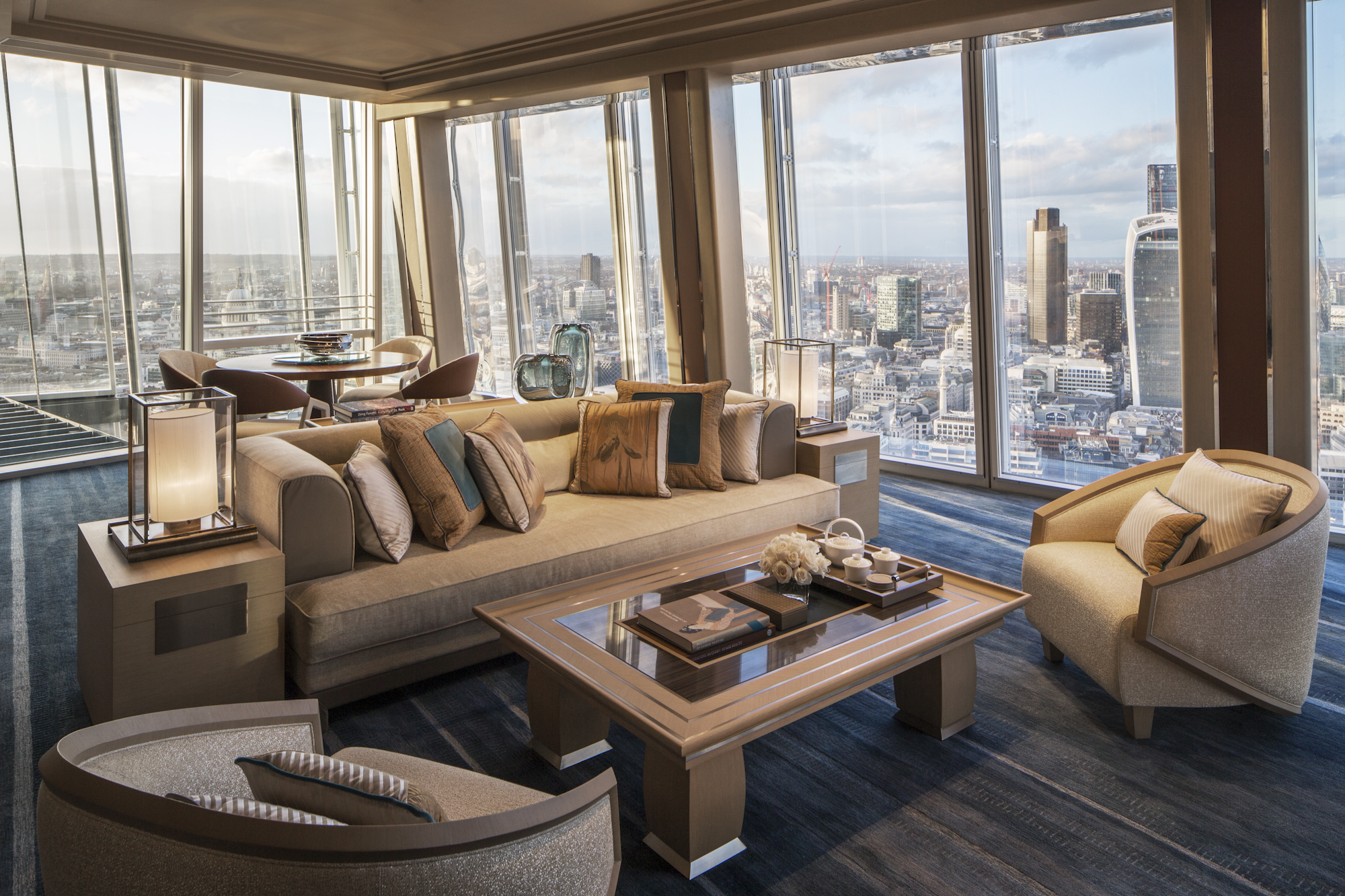 Luxus Wohnung In London | Best Of 2015 Shangri La At The Shard London Drivers Club Germany