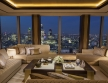 Shangri-La Suite living room with view - Shangri-La Hotel, At The Shard, London