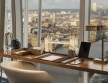 Westminster Suite study area - Shangri-La Hotel, At The Shard, London