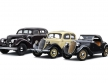 21 Skoda Superb und Skoda Rapid und Skoda Popular ab 1934