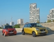 smart fortwo & smart forfour