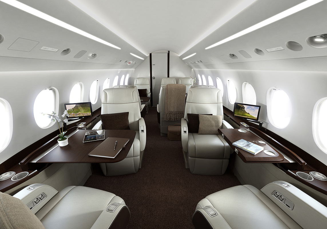 VIPJets Ultimativer Luxus Ber Den Wolken  Drivers Club Germany
