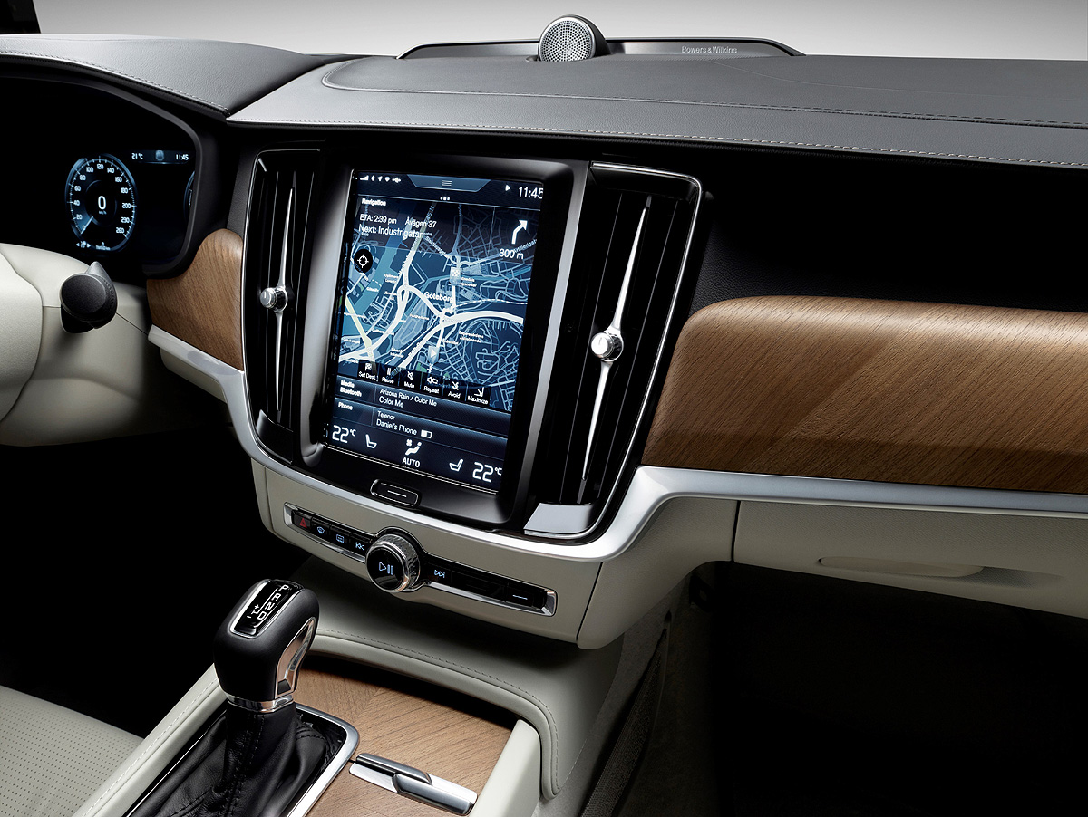 Weltpremiere: Volvo V90 – Drivers Club Germany