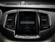 The all-new Volvo XC90 Twin Engine - drive modes on centre scree