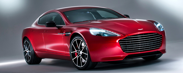 Aston Martin Rapide S Drivers Club Germany