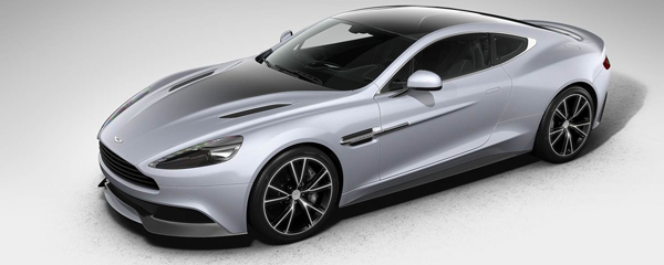 Aston Martin Vanquish Centenary Edition Drivers Club Germany