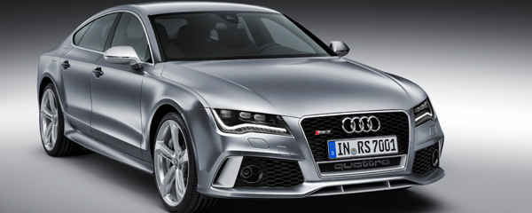 Audi RS 7 Sportback Drivers Club Germany