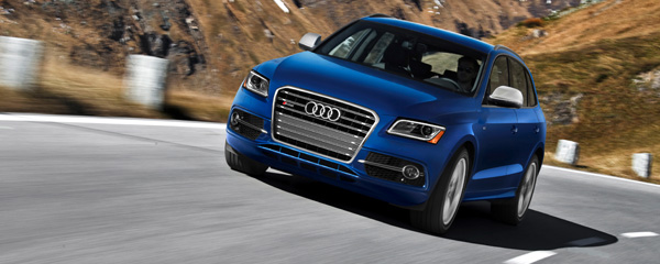 Audi SQ 5 Drivers Club Germany