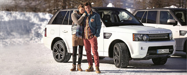 Range Rover Sport Luis Trenker Fashion Edition Drivers Club Germany