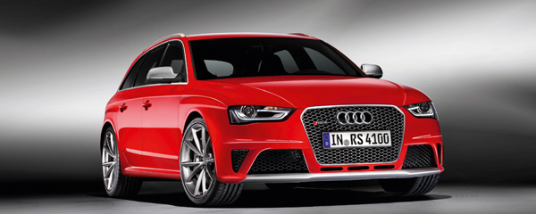 Teaser Drivers Club Audi RS 4