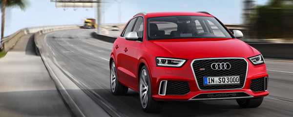 Audi RS Q3 Drivers Club Germany