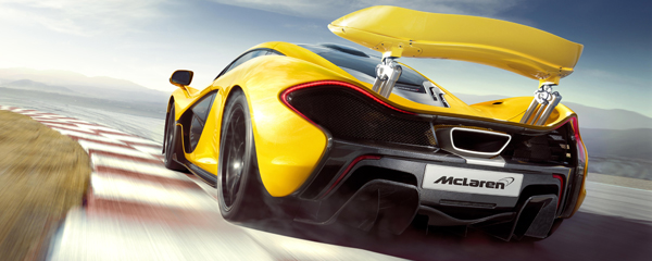 McLaren P1 Drivers Club Germany 2