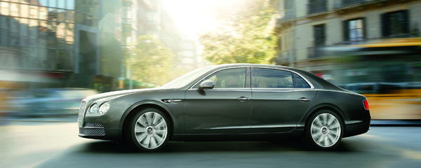 Bentley Flying Spur Drivers Club Germany