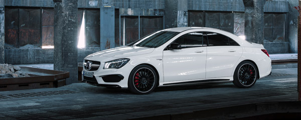 Mercedes-Benz CLA 45 AMG Drivers Club Germany