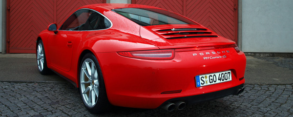 Porsche 911 Carrera 4S Drivers Club Germany 2