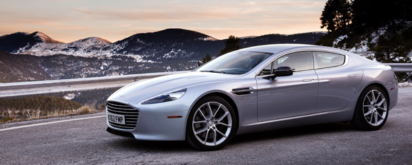 Aston Martin Rapide S Test Drivers Club Germany