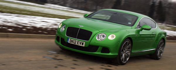 Bentley Continental GT Speed Drivers Club Germany