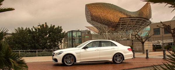 Mercedes-Benz E 63 AMG S-Modell Fahrbericht Drivers Club Germany