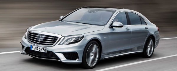 Mercedes-Benz S 63 AMG Drivers Club Germany