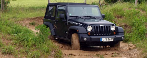 Jeep Wrangler Rubicon Drivers Club Germany
