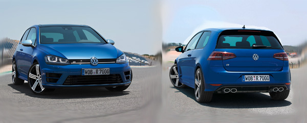 Volkswagen VW Golf R Drivers Club Germany