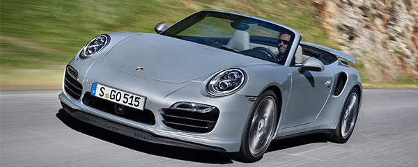 Porsche 911 Turbo Cabrio Drivers Club Germany