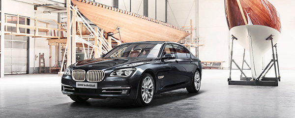 BMW Individual 760Li Sterling inspired by ROBBE & BERKING Drivers Club Germany