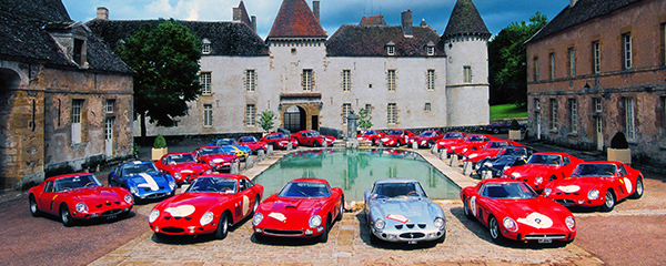 Ferrari 250 GTO Drivers Club Germany