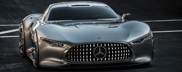 Mercedes-Benz AMG Vision Gran Turismo Drivers Club Germany