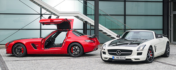 Mercedes-Benz SLS AMG GT Final Edition T neu