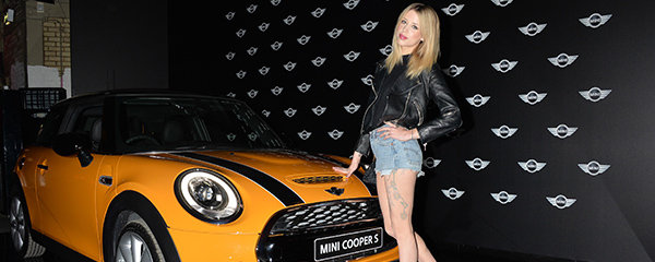 Mini Launch Event London Peaches Geldorf