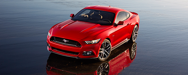 Ford Mustang 2014 Drivers Club Germany