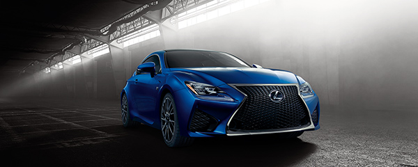 Lexus RC F Drivers Club Germany