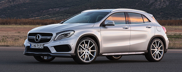 Mercedes-Benz GLA 45 AMG Drivers Club Germany