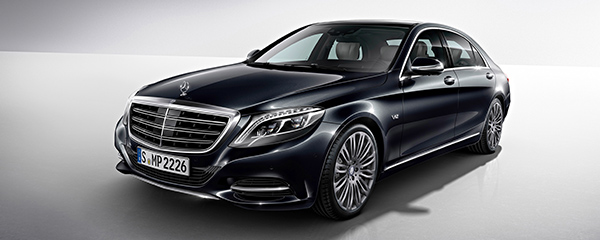 Mercedes-Benz S 600 Drivers Club Germany