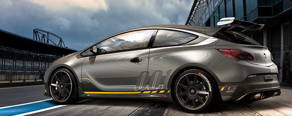 Opel Astra OPC EXTREME Drivers Club Germany