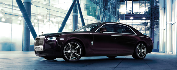 Rolls-Royce Ghost V-Specification Drivers Club Germany
