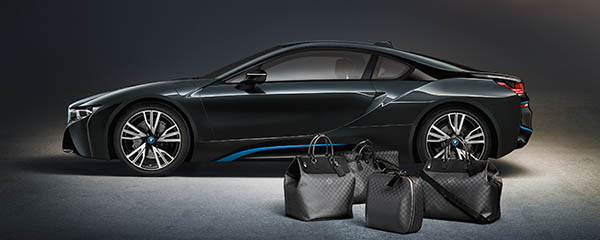 BMW i8 Louis Vuitton Drivers Club Germany