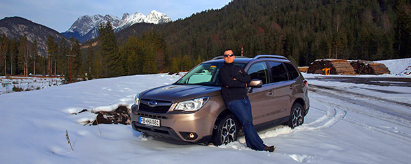 Subaru Forester Drivers Club Germany