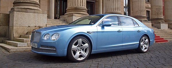 Bentley New Flying Spur Drivers Club Germany 1