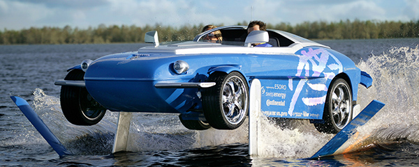 Rinspeed Splash Drivers Club Germany